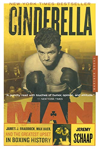 9780618711901: Cinderella Man: James J. Braddock, Max Baer, and the Greatest Upset in Boxing History
