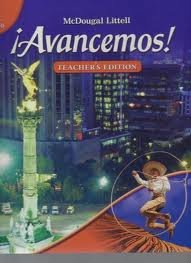9780618712564: ?Avancemos!: Teacher s Edition Level 1 2007