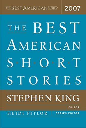 9780618713486: The Best American Short Stories (Best American Series)