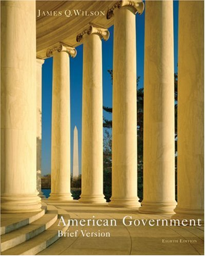 9780618713974: American Government: Brief Version