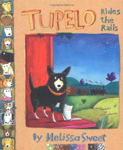 9780618717149: Tupelo Rides the Rails