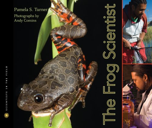 9780618717163: The Frog Scientist (Scientists in the Field Series)