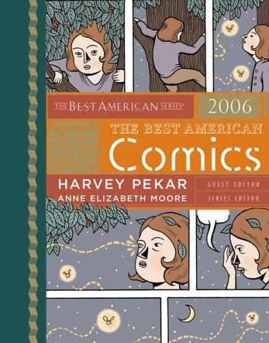 9780618718740: The Best American Comics 2006