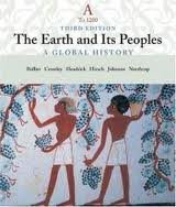 9780618719075: Earth and Its People