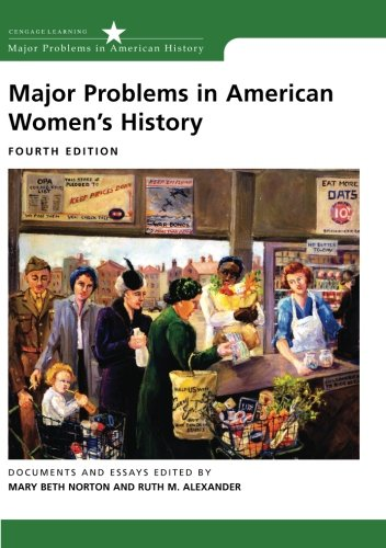 9780618719181: Major Problems in American Women's History (Major Problems in American History (Wadsworth))