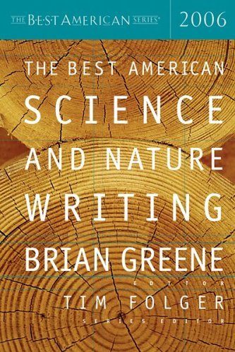 9780618722211: The Best American Science and Nature Writing