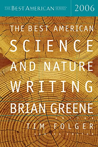 9780618722228: The Best American Science and Nature Writing