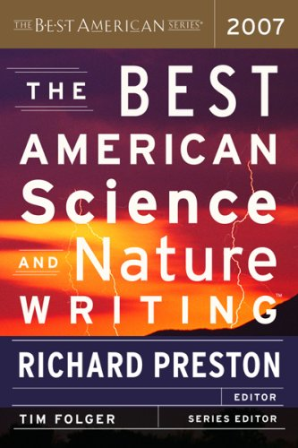 9780618722242: The Best American Science and Nature Writing