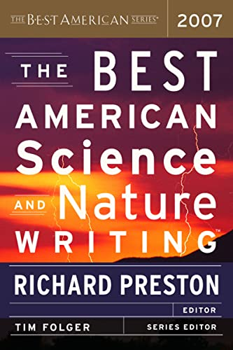 9780618722310: The Best American Science and Nature Writing (Best American Series)