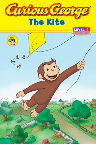 9780618723966: Curious George and the Kite (Cgtv Reader) (Curious George Early Readers, Level 1)
