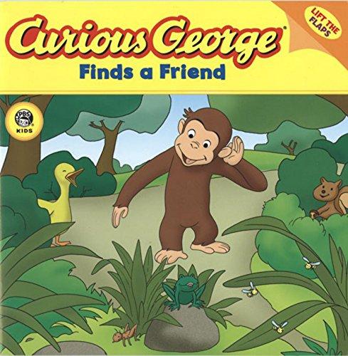 Curious George: Curious George Finds a Friend