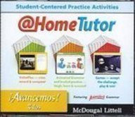 Avancemos @Home Tutor Level 2 (Spanish Edition)