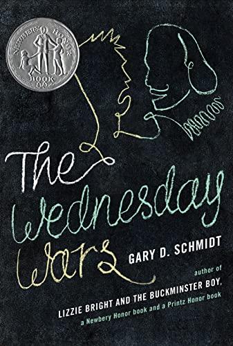 The Wednesday Wars: Schmidt, Gary