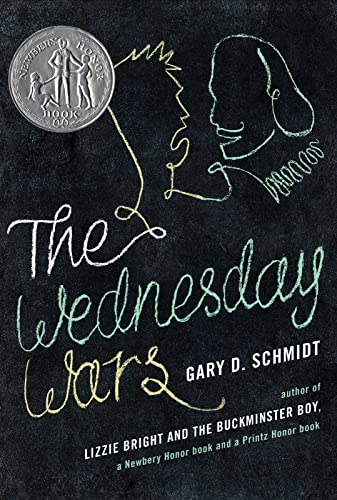 9780618724833: The Wednesday Wars