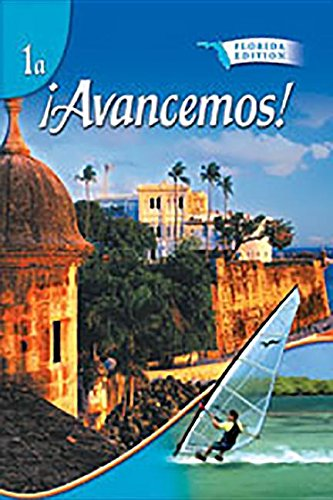 9780618725014: ¡Avancemos!: Audio CD Program Levels 1A/1B/1 (Spanish Edition)