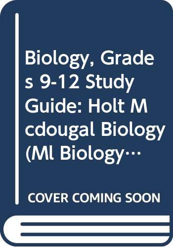 9780618725540: Biology Study Guide in Spanish (Spanish Edition)