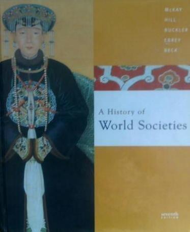 9780618730186: A History of World Societies