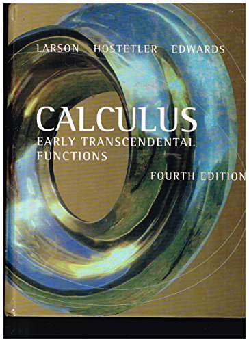 9780618730698: Instructor's Copy to Calculus