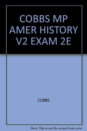 Major problems in American history: Elizabeth Cobbs Hoffman