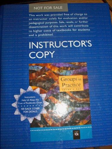 9780618731350: Groups in Practice