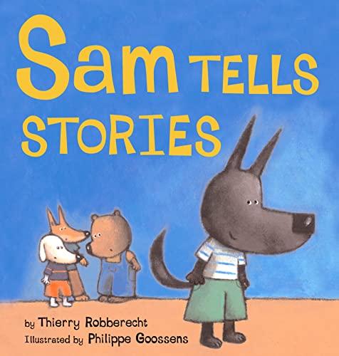 Sam Tells Stories: Robberecht, Thierry