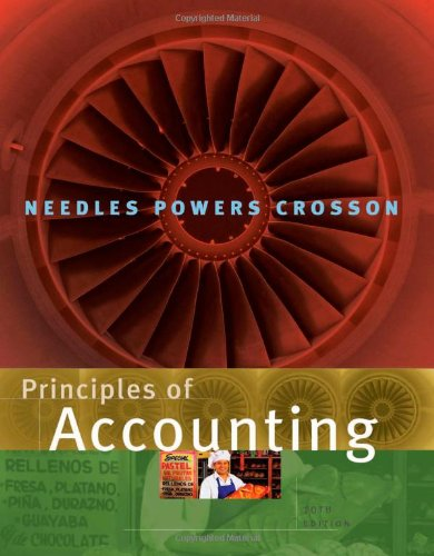 9780618736614: Principles of Accounting (Available Titles CengageNOW)