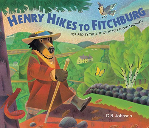 9780618737499: Henry Hikes to Fitchburg