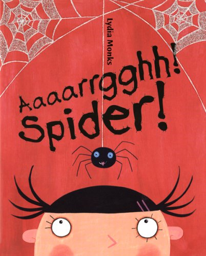 9780618737512: Aaaarrgghh! Spider!