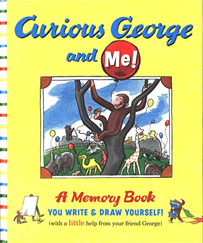 Curious George: Curious George and Me!