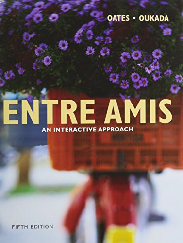 9780618739806: Entre Amis: An Interactive Approach (French Edition)