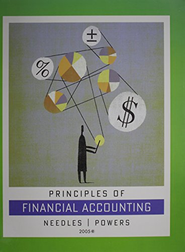9780618744138: Principles of Financial Accounting Textbook + Cd (Revised) + Smarthinking + Working Papers Volume 1 + Accounting Dictionary