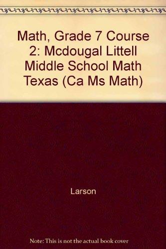 Mathematicas, Curso 2: (Text in Spanish): LITTEL, MCDOUGAL