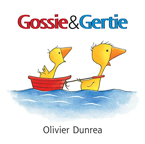 9780618747931: Gossie and Gertie (Gossie & Friends)