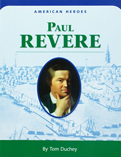 9780618750658: Houghton Mifflin Social Studies: American Hero Biographies (Set of 6) Grade 3 Paul Revere