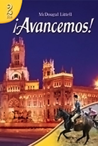 9780618751020: ?Avancemos!: Cuaderno: Practica por niveles Workbook Teacher's Edition Level 2 (Spanish Edition)