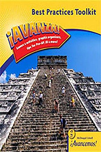 9780618753260: ¡Avancemos!: Best Practices Toolkit Level 2 (Spanish Edition)