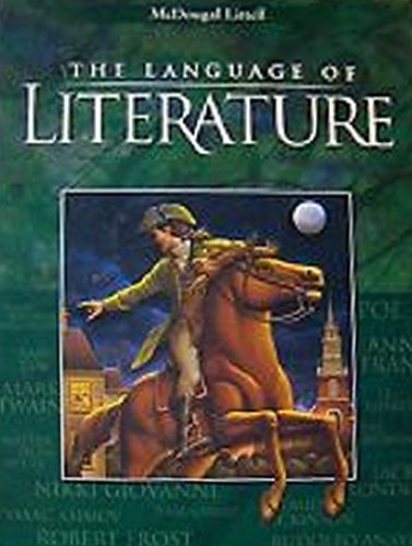 9780618754571: McDougal Littell Language of Literature West Virginia: Essential Course of Study Grade 8