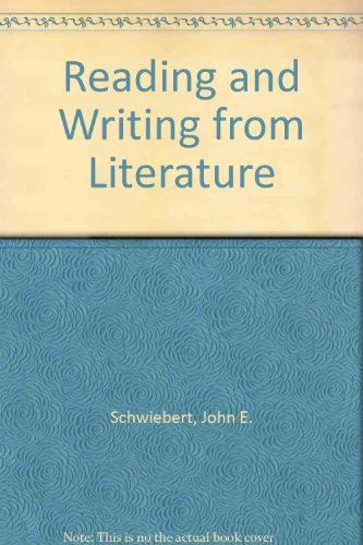 9780618754625: Reading and Writing from Literature