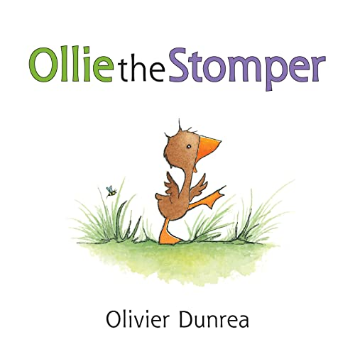 9780618755042: Ollie the Stomper (Gossie and Friends Board Books)