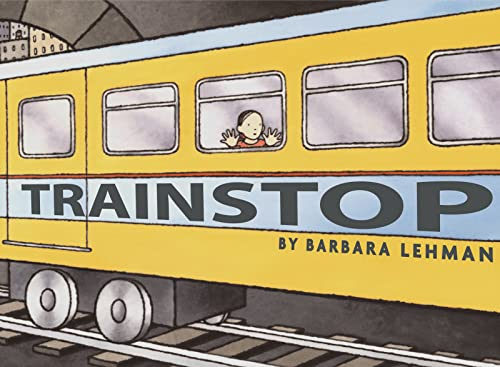 Trainstop (Signed by author): Lehman, Barbara
