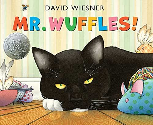 9780618756612: Mr. Wuffles! (Caldecott Medal - Honors Winning Title(s))