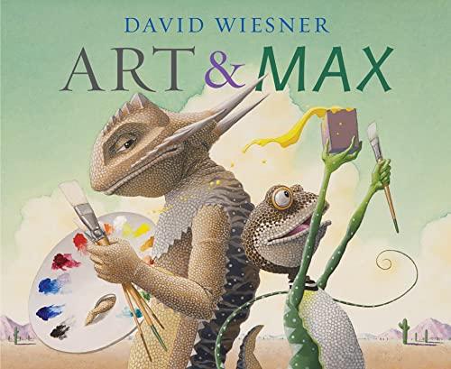 Art & Max: Wiesner, David