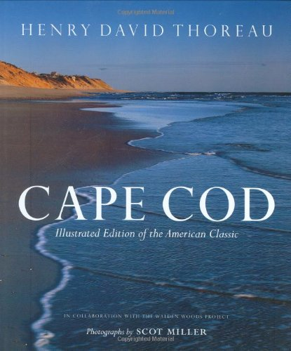 9780618758456: Cape Cod: Illustrated Edition of the American Classic