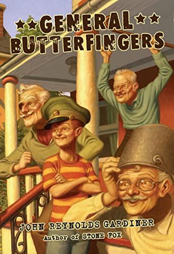 9780618759224: General Butterfingers