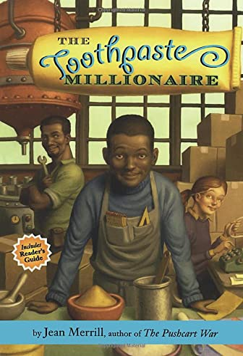 9780618759255: The Toothpaste Millionaire