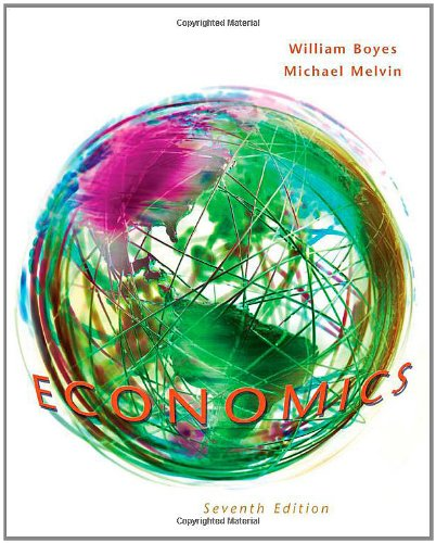 9780618761258: Economics, Seventh Edition