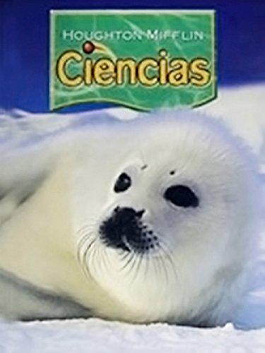 9780618761876: Houghton Mifflin Ciencias: Cuaderno de ciencias, Páginas duplicables (consumable) Grade 2 (Spanish Edition)
