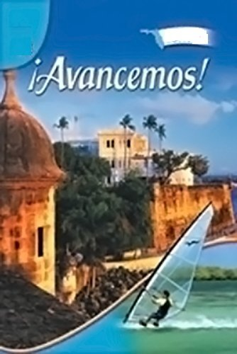 Avancemos!: Unit Resource Book 1 Level 1 (Spanish Edition): MCDOUGAL LITTEL