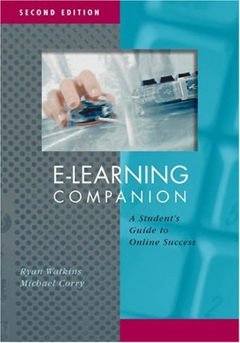 9780618766192: E-Learning Companion: A Student's Guide to Online Success