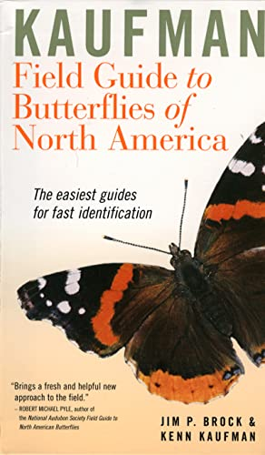 9780618768264: Kaufman Field Guide to Butterflies of North America (Kaufman Focus Guides)